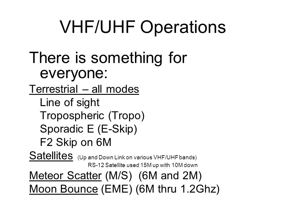 The VHF/UHF DX Bug bit Bill in 1965 Highlights for K5YG 1965 – Made some of the first contacts via the OSCAR Satellites.
