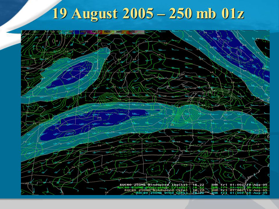 19 August 2005 – 250 mb 01z