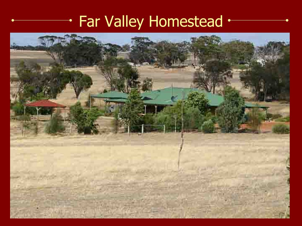 Far Valley Homestead