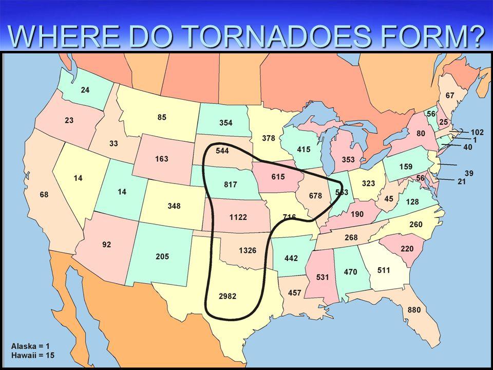 Tornadoes What is a tornado?