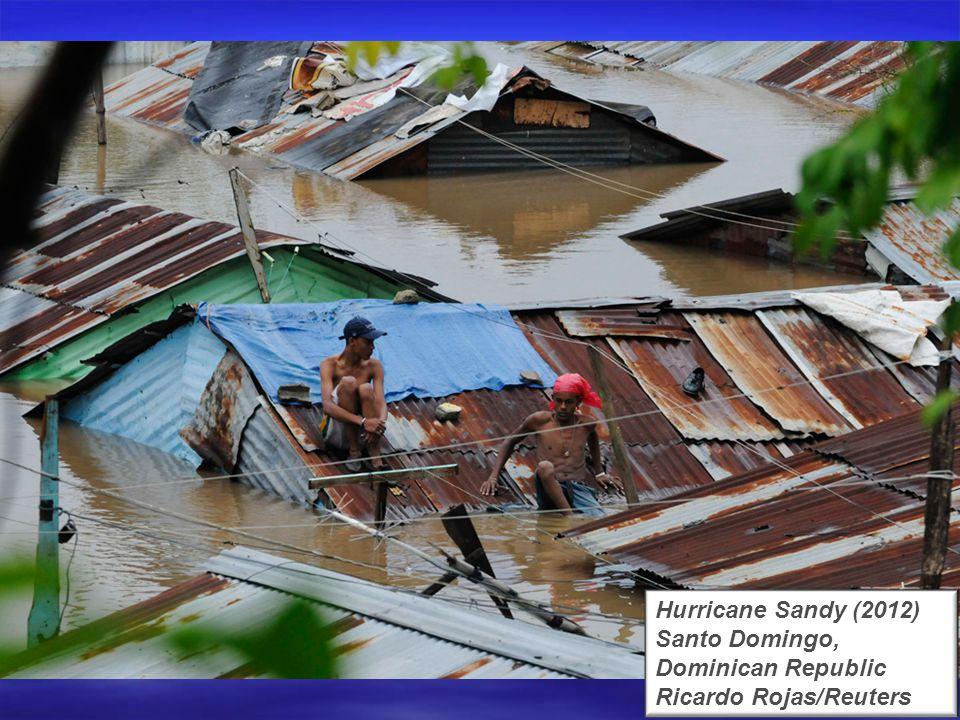 Hurricane Sandy (2012) Santiago de Cuba, Cuba (Desmond Boylan/Reuters)