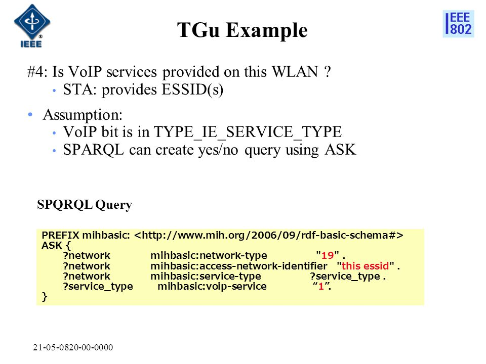 21-05-0820-00-0000 Query Response (Example #4) true