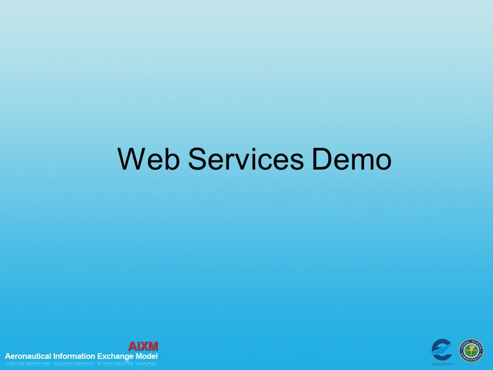 Web Services Demo
