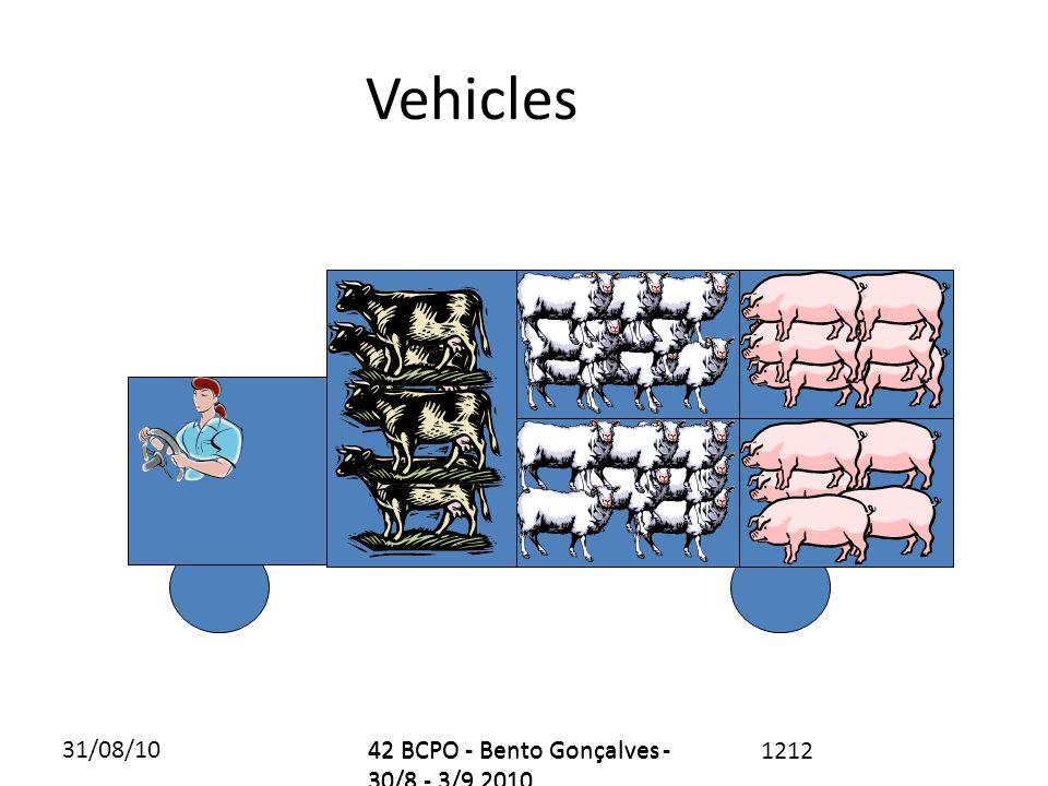 31/08/1042 BCPO - Bento Gonçalves - 30/8 - 3/9 2010 1212 Vehicles 42 BCPO - Bento Gonçalves - 30/8 - 3/9 2010