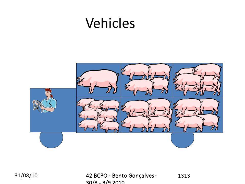 31/08/1042 BCPO - Bento Gonçalves - 30/8 - 3/9 2010 1313 Vehicles 42 BCPO - Bento Gonçalves - 30/8 - 3/9 2010