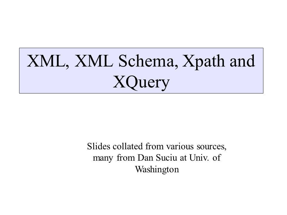 CS561 - Spring 2005.22 Keys in XML Schema In general, two flavors:............