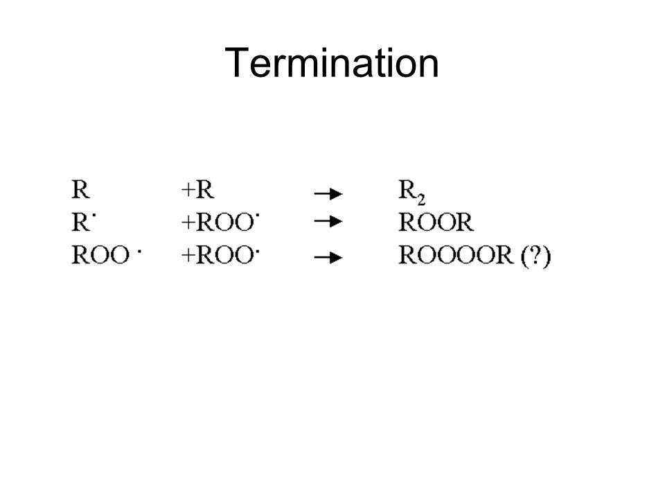 Part 2: Hydroperoxide Breakdown (1) (2)