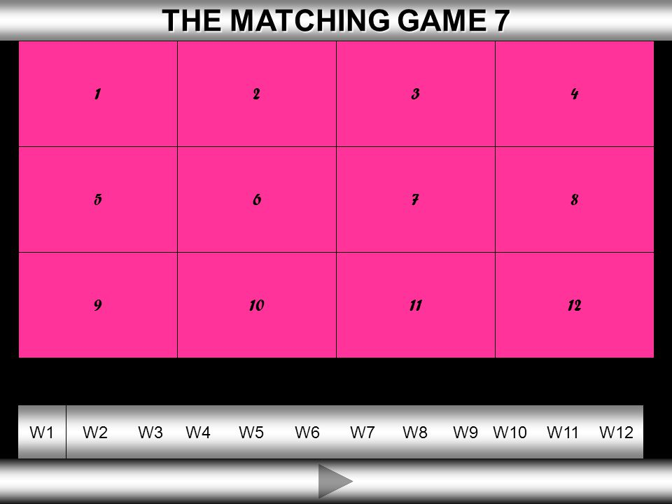 10 THE MATCHING GAME 7 THE MATCHING GAME 7 W1W2W3W4W5W6W7W8W9W10W11W12 ENTREPRENEUR WHERE THE OWNER IS PERSONALLY RESPONSIBLE FOR DEBTS MONEY OWED BY A BUSINESS UNLIMITED LIABILITY CAPITAL WHERE THE PERSON WORKS FOR THEMSELVES PRIVATE SECTOR A PERSON WHO IS A RISK TAKER THE PART OF OUR ECONOMY OWNED BY INDIVIDUALS SELF EMPLOYED MONEY INVESTED IN A FIRM SO IT CAN BUY WHAT IT NEEDS DEBTS 1234 5678 9101112