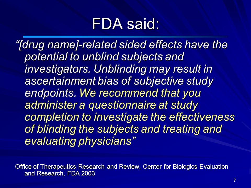 28 Example 2: Warfarin-Aspirin Symptomatic Intracranial Disease (WASID) trial Hertzberg et al.