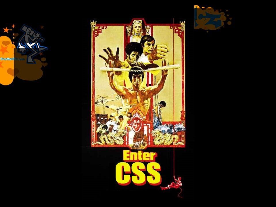 Enter CSS