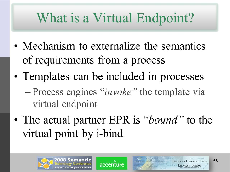 What is a Virtual Endpoint.