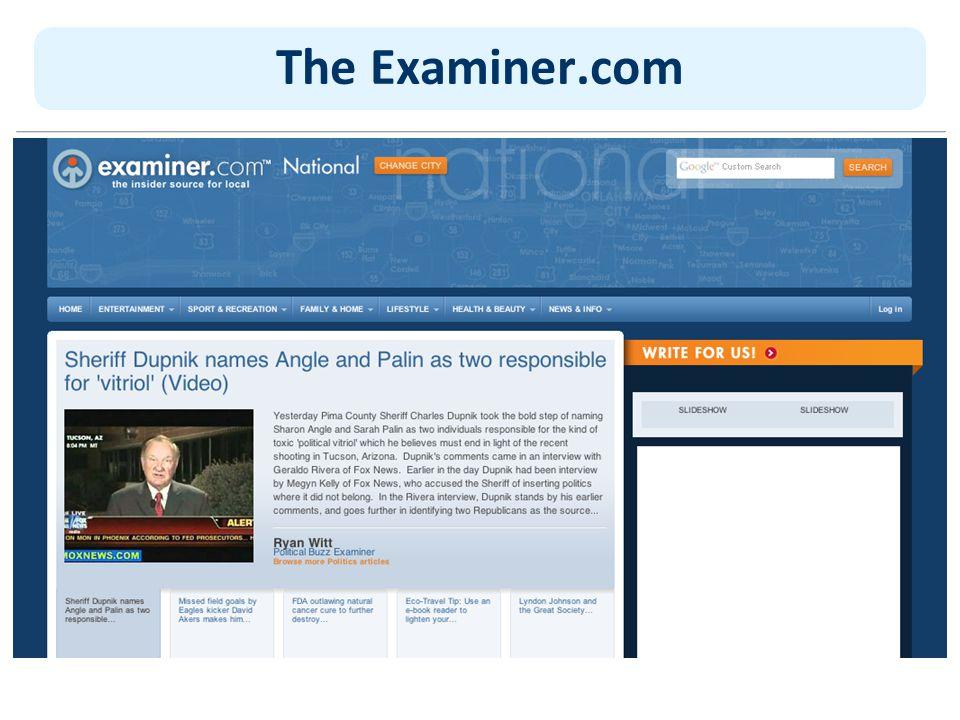 The Examiner.com