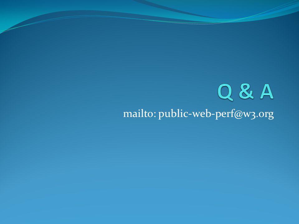mailto: public-web-perf@w3.org