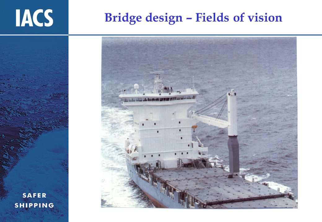 Bridge design – Fields of vision