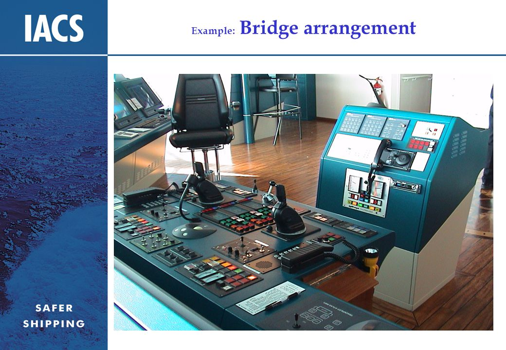 Example: Bridge arrangement
