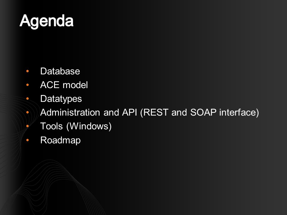 Sql Data Services A database.....However not a RDBMS.