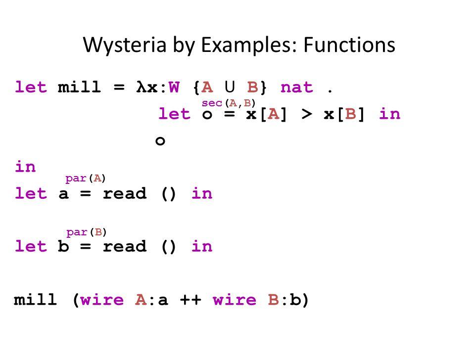 let mill = λx:W {A U B} nat.