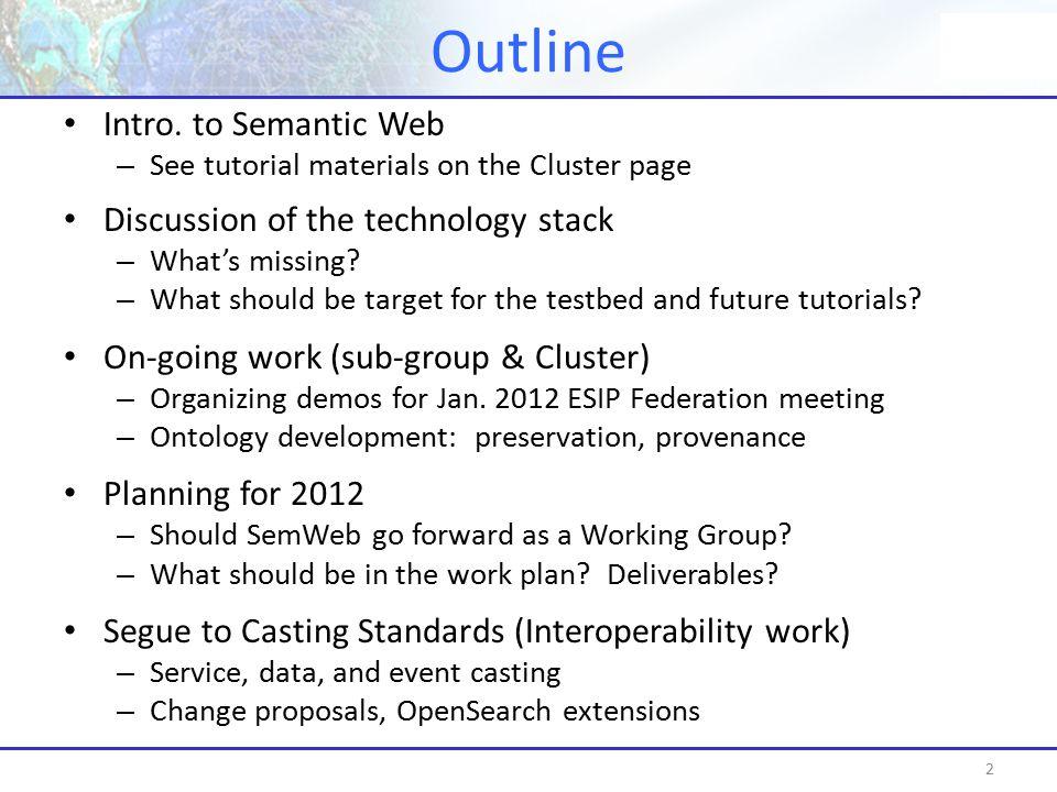 Outline 23 Intro.