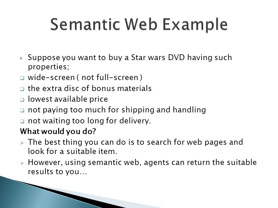  Suppose you want to buy a Star wars DVD having such properties;  wide-screen ( not full-screen )  the extra disc of bonus materials  lowest available price  not paying too much for shipping and handling  not waiting too long for delivery.