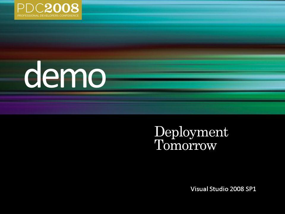 Visual Studio 2008 SP1