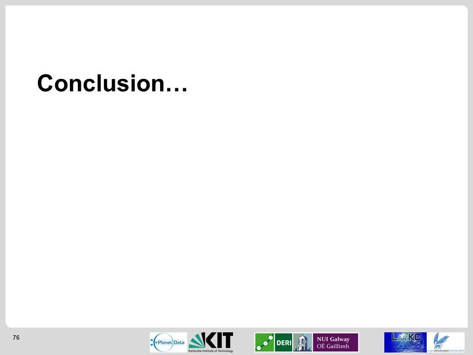 76 Conclusion…