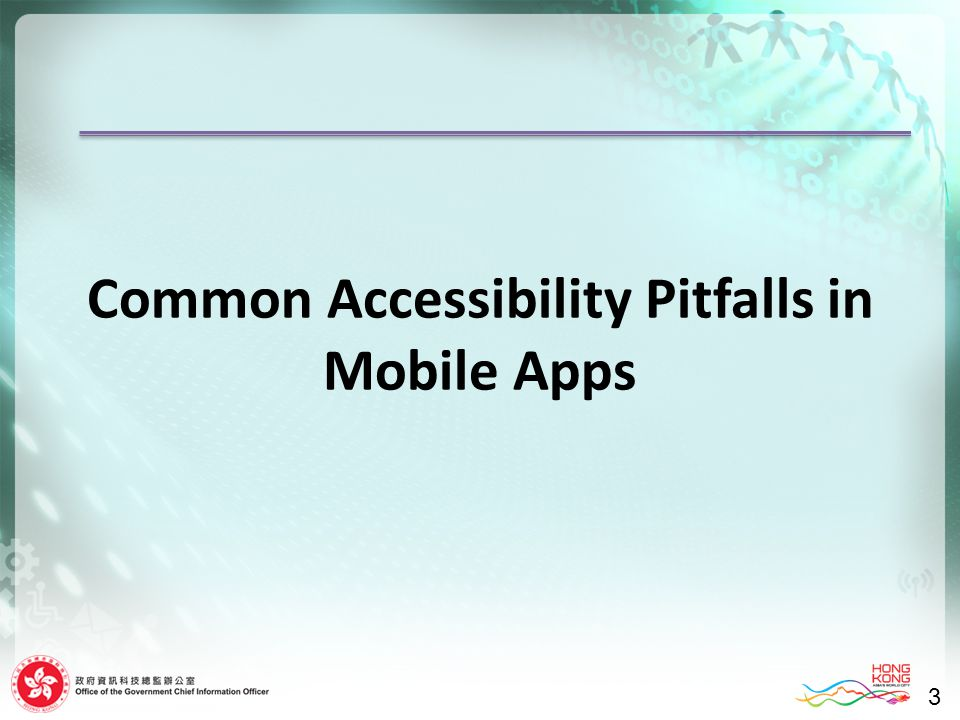 3 Common Accessibility Pitfalls in Mobile Apps