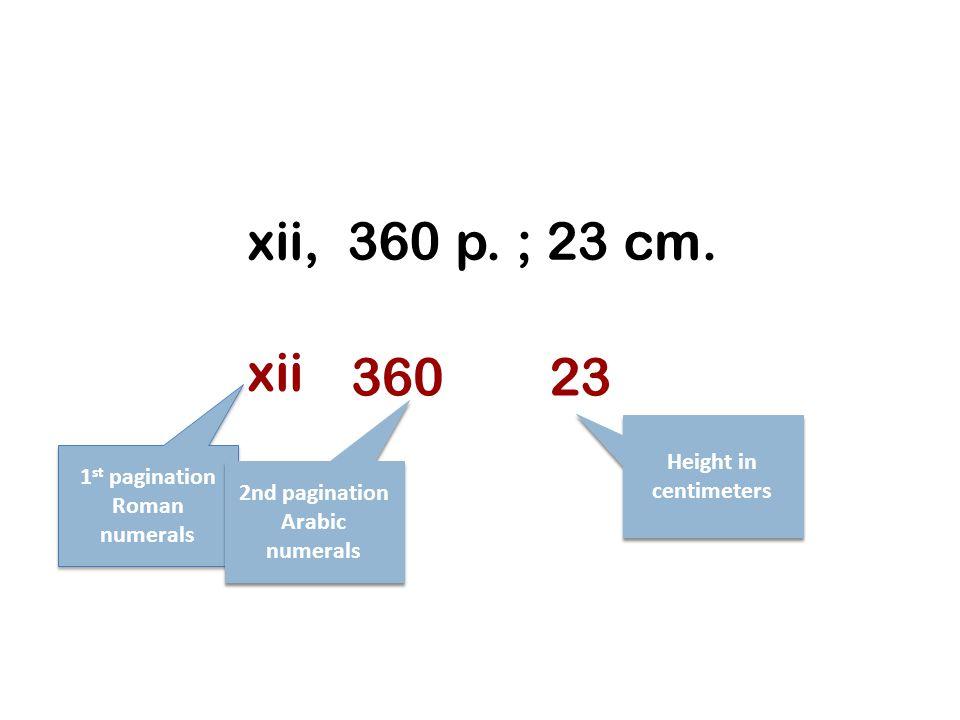 xii, 360 p. ; 23 cm.