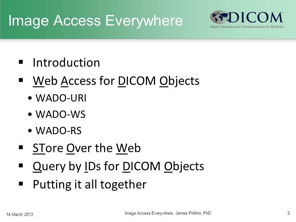 Why Do We Use DICOM.