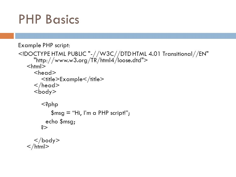 PHP Include  What is the PHP include function.