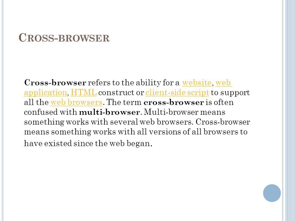 World Wide Web Consortium Validation آزمایش اعتبار سایت Browser Compatibility Test W3C standard