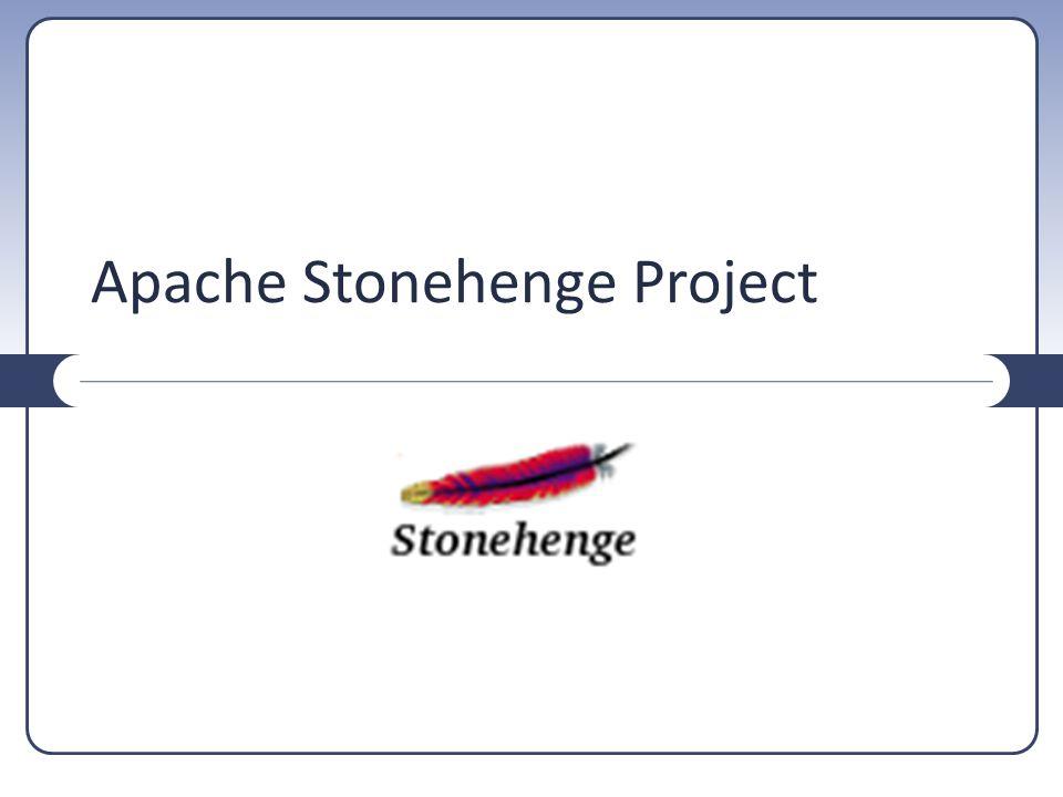 Apache Stonehenge Project