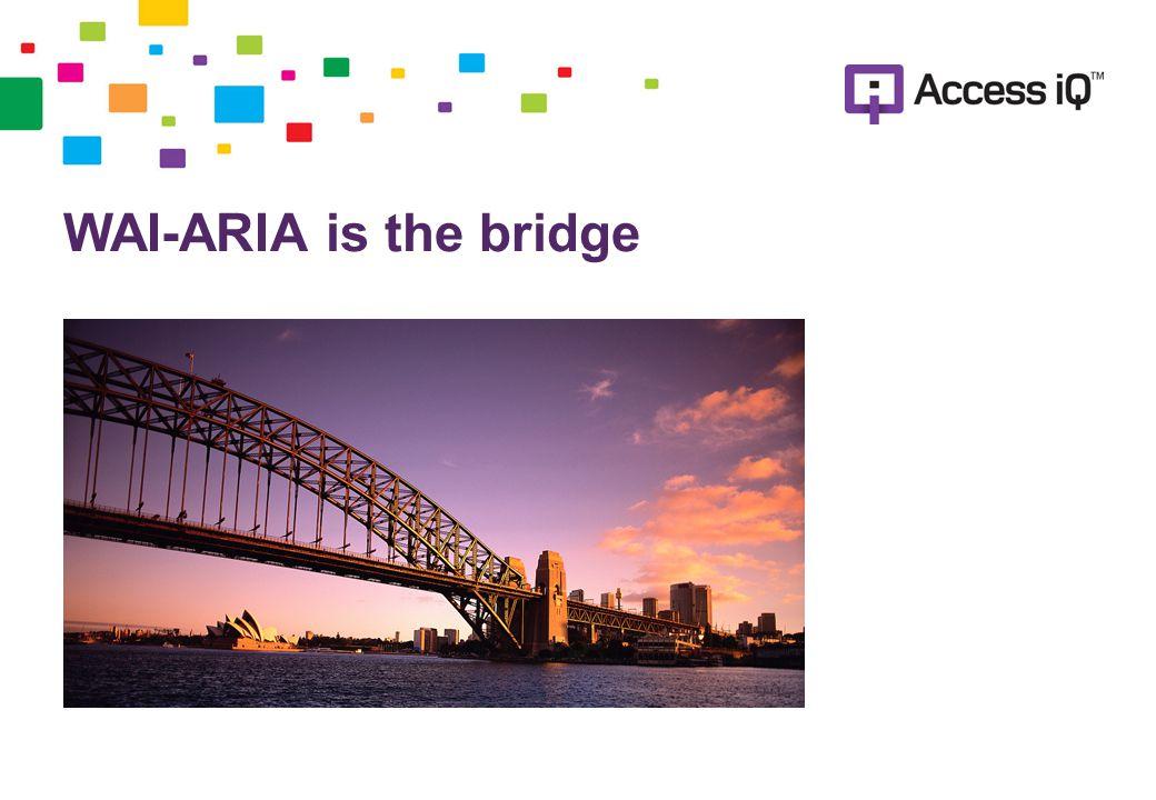 WAI-ARIA live regions