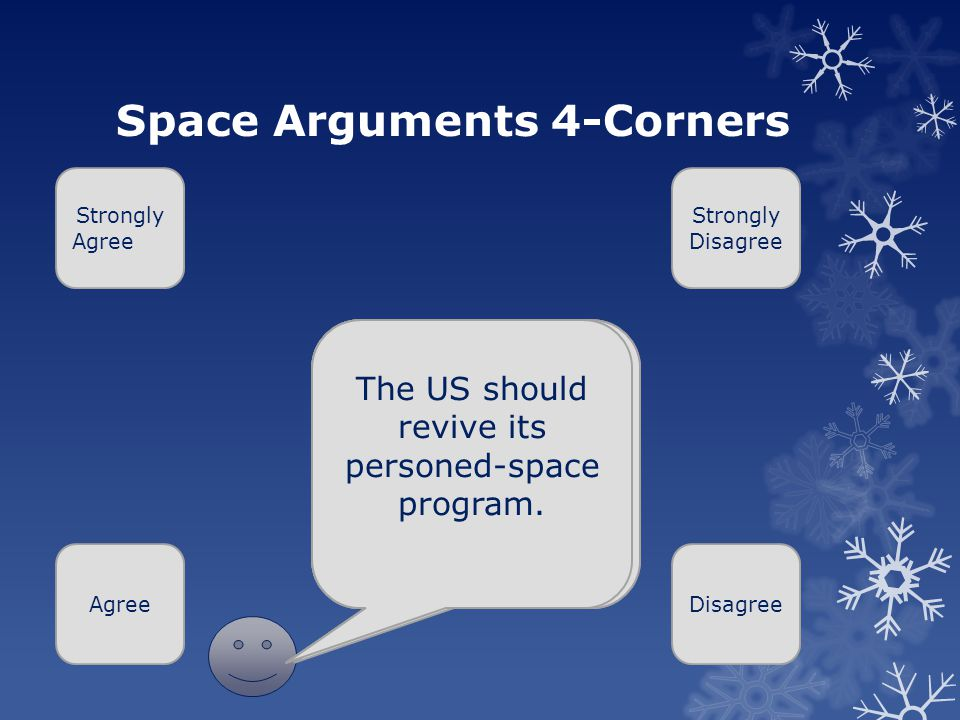 Space Related Table Debates An asteroid collision with Earth is the most likely way that humanity will be terminated.