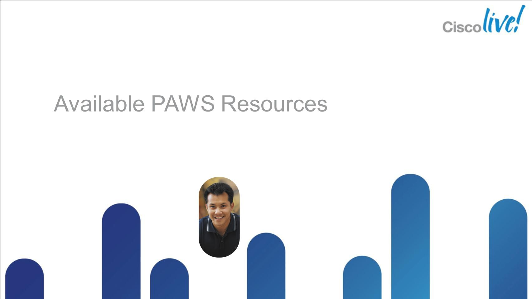 Available PAWS Resources