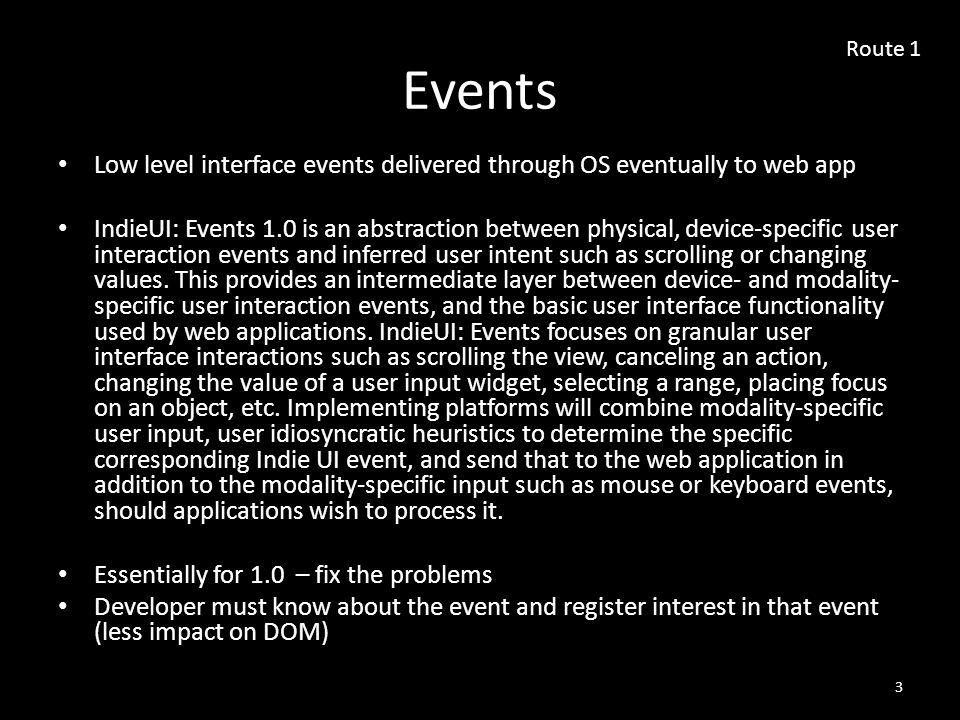 3.UI Request Events3.1 Interface UIRequestEvent 3.