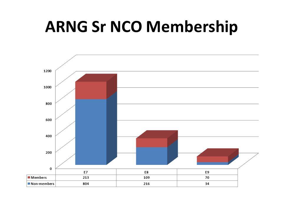 ARNG Sr NCO Membership