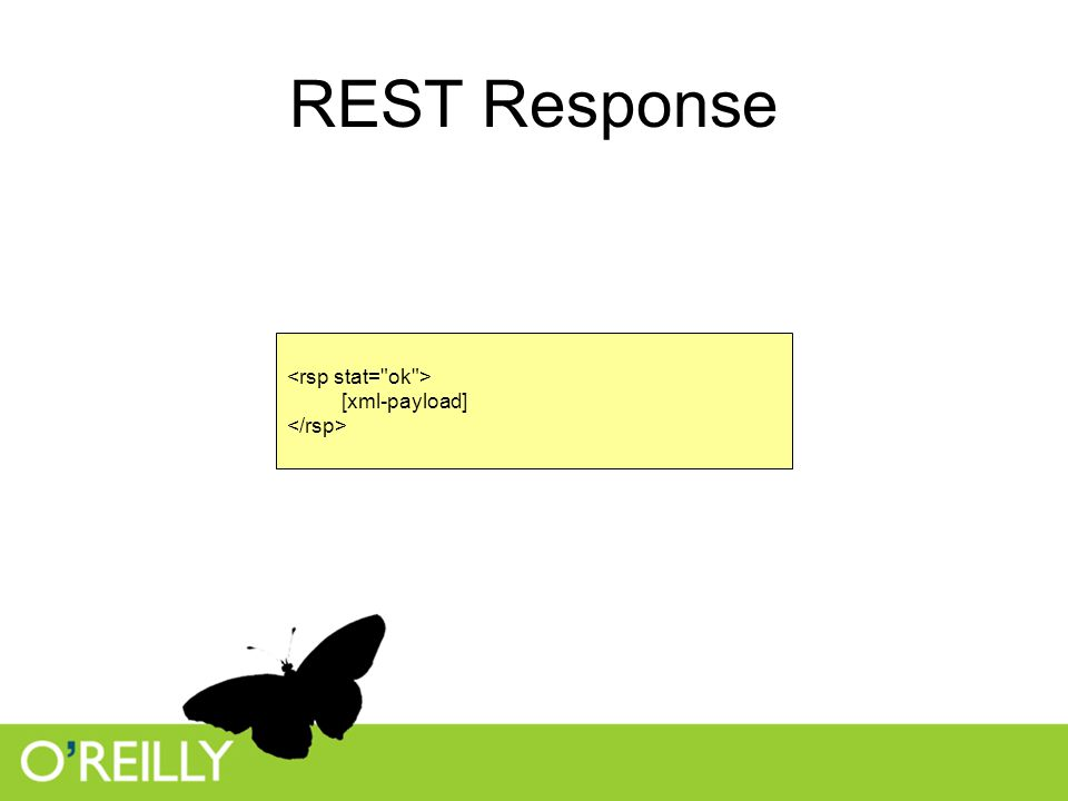REST Response [xml-payload]