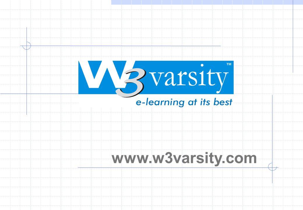 www.w3varsity.com