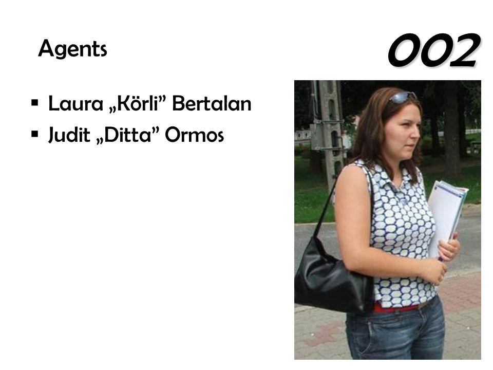 """ Laura """"Körli"""" Bertalan  Judit """"Ditta"""" Ormos Agents 002"""