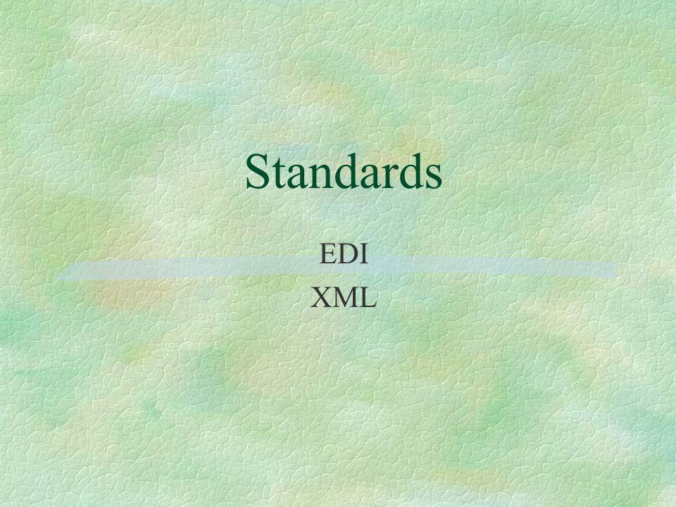 Interoperability  Achieved through: § Standards: EDI, XML, XML/EDI, CEN/ISSS § Frameworks: OBI, eCo, RosettaNet, BizTalk,… § Products using the above: BizTalk Server 2000, MarketSite Portal, Project E-collaborate,….
