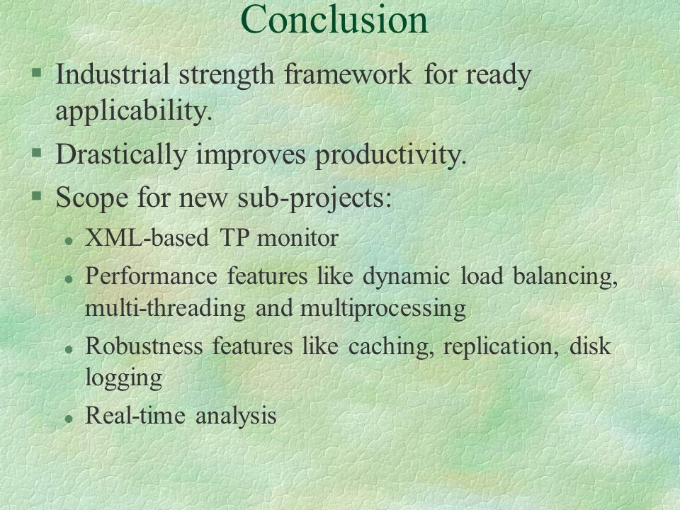 Conclusion §E-Business evolved from Copyright 2000 - 2002 by Vishnu S.