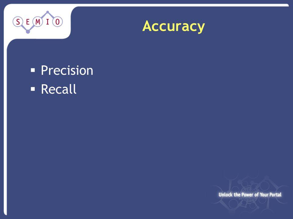 Accuracy  Precision  Recall