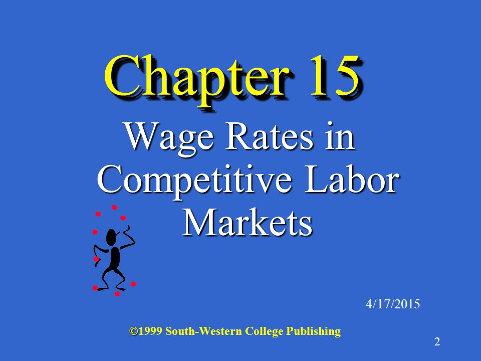 1 © ©1999 South-Western College Publishing PowerPoint Slides prepared by Ken Long Principles of Economics by Fred M Gottheil