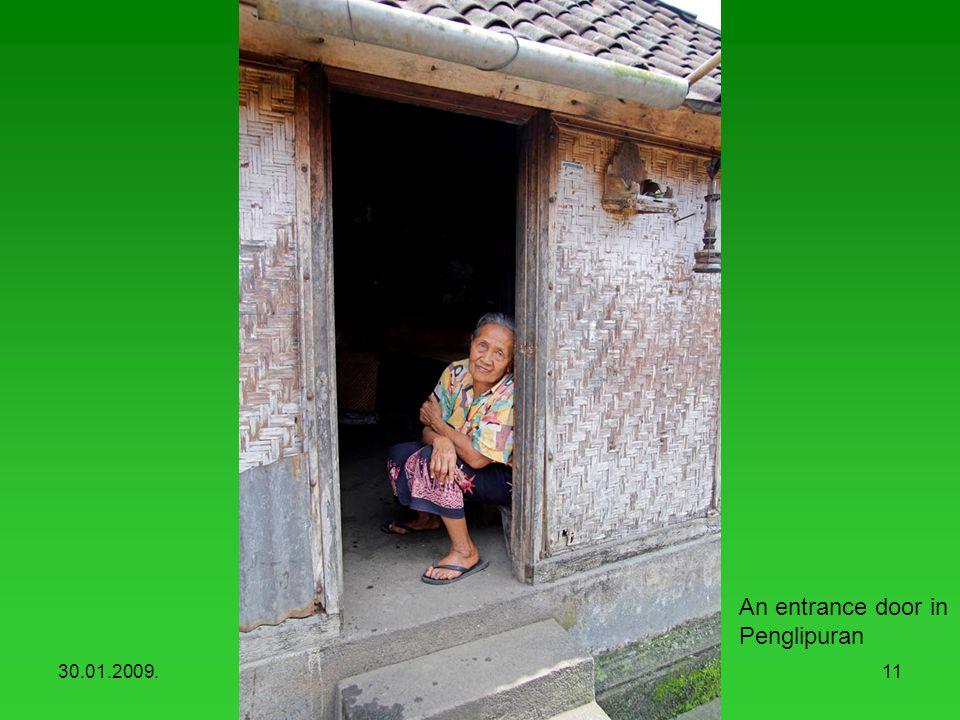 30.01.2009.Balinese people10 A man from Penglipuran