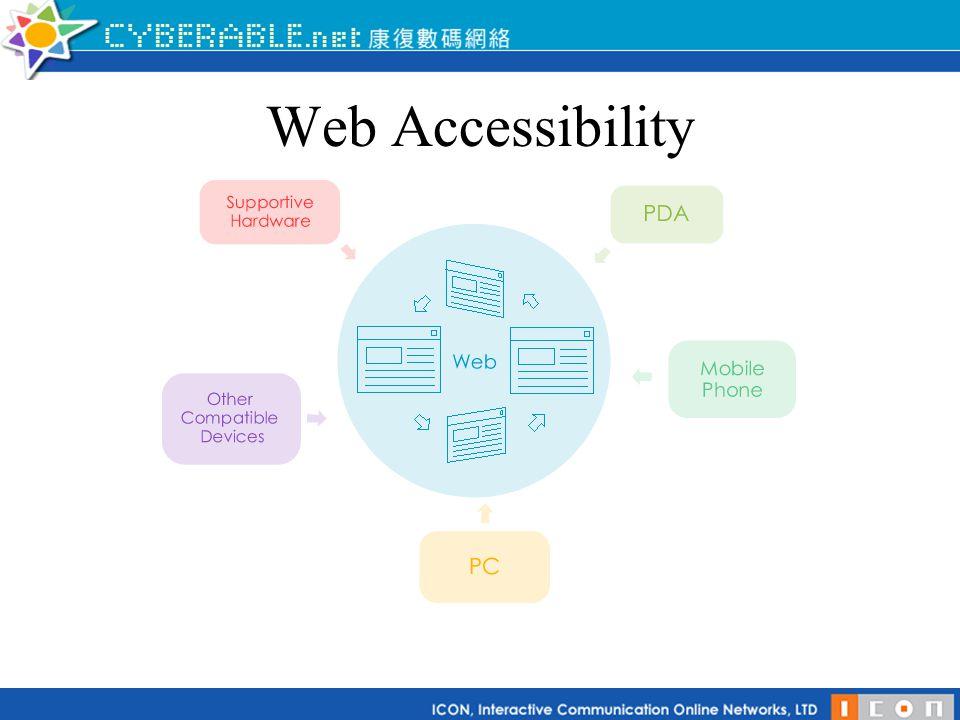 Web Accessibility