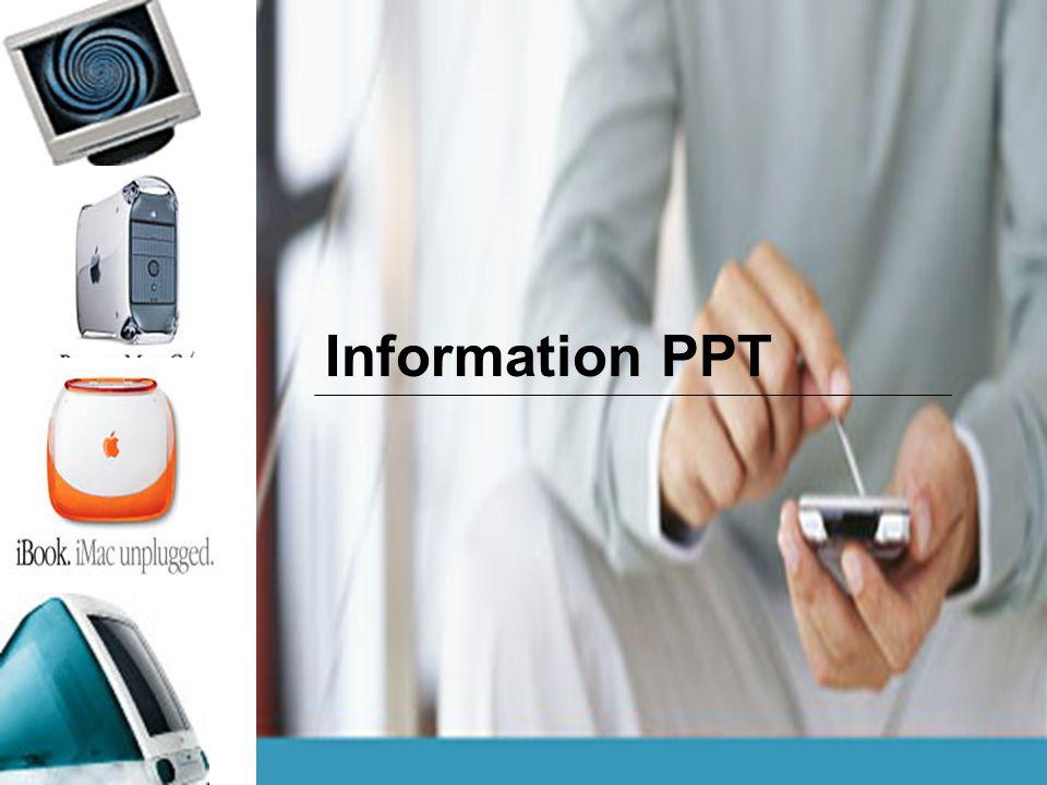 Information PPT