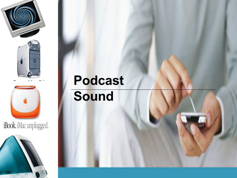 Podcast Sound
