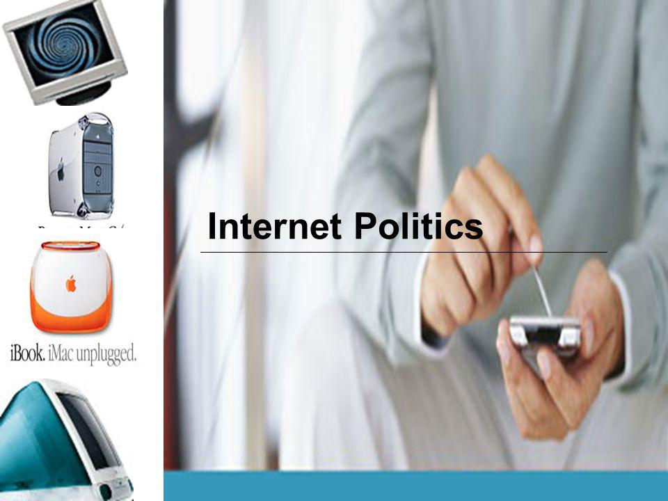 Internet Politics