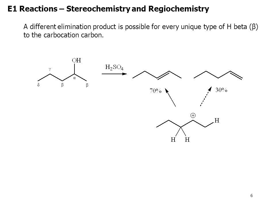 E2 Reactions – E2 vs.