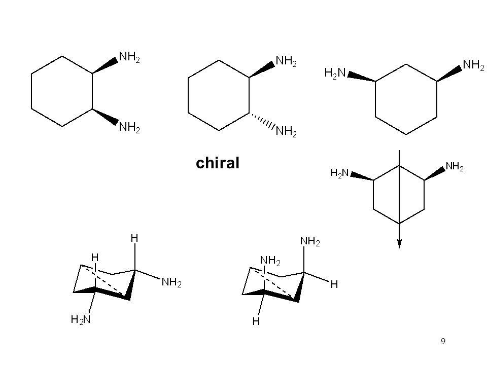 10 chiral